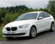 Limousine Service: BMW 5/GT – pro 3 pasažéry