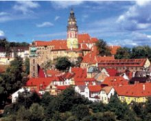 ČESKÝ KRUMLOV – UNESCO LISTED TOWN / ČESKÉ BUDĚJOVICE – CITY OF BUDWEISER BEER